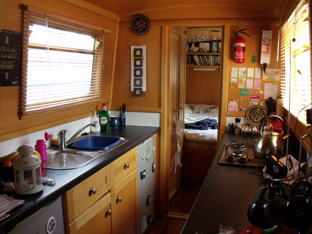 Narrowboat Audrey Toos Interior Life Afloat On