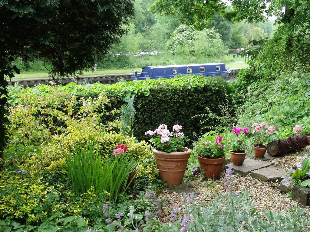 Sprotbrough garden