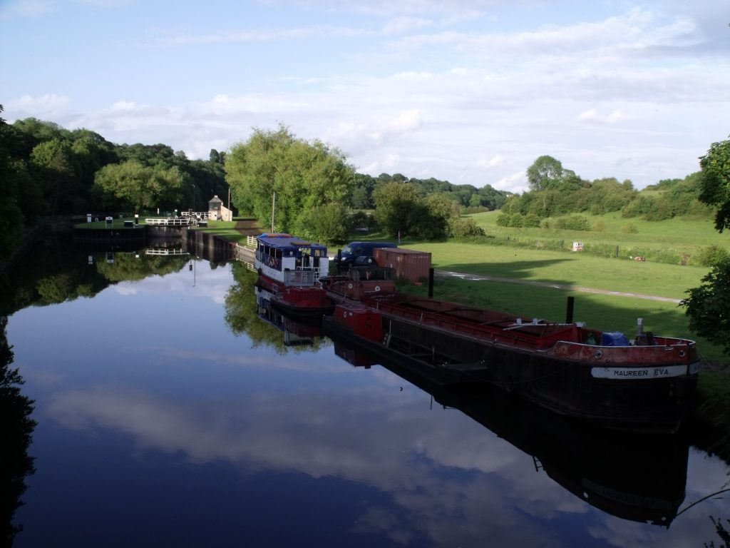 Spotbrough Lock