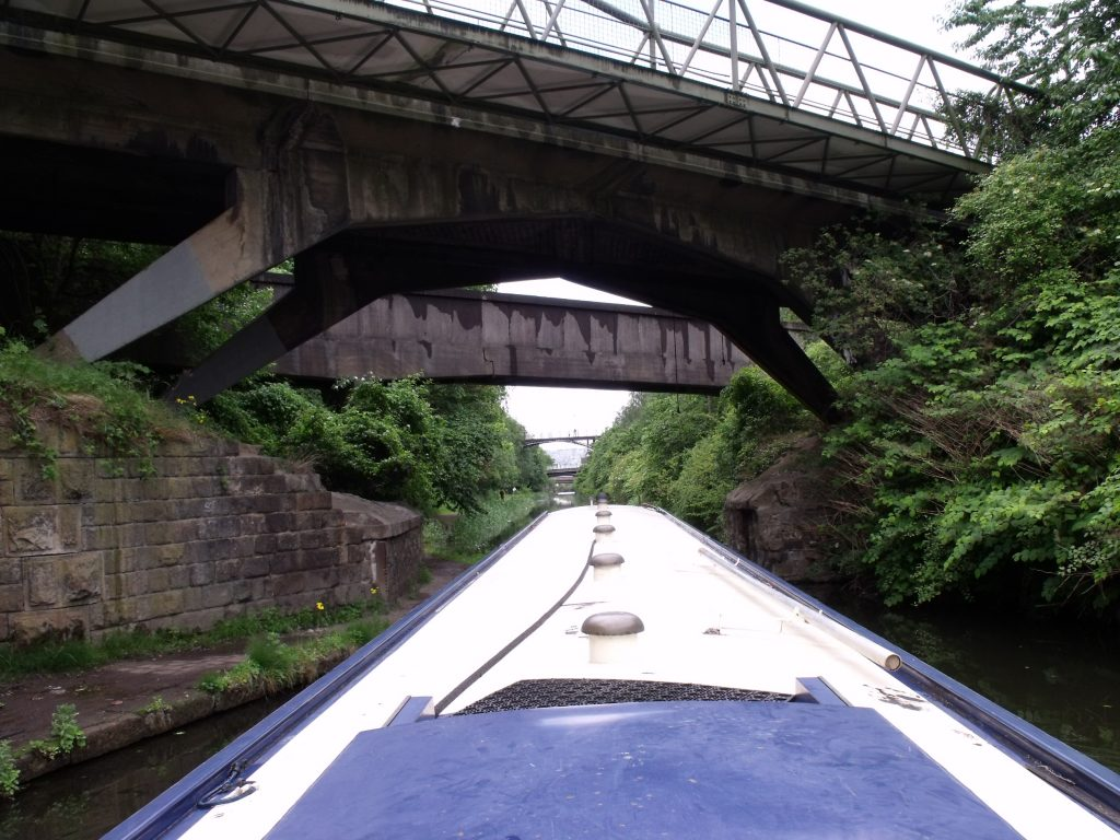 Bridges to Sheffield