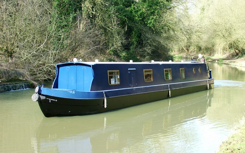 Narrowboat Audrey Too