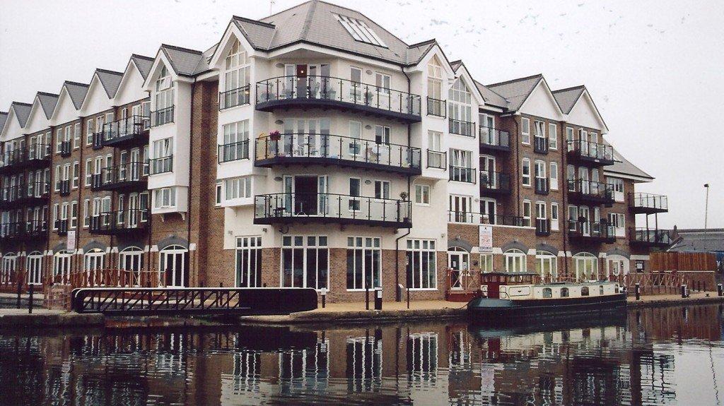British Waterways Office, Brentford